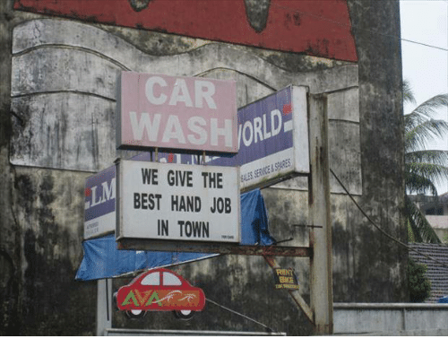 Memes Best And  F0 9f A4 96 Car Sh Orld We Give The Best Hand Job