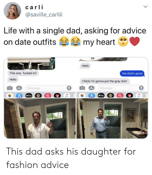 Single dad dating service
