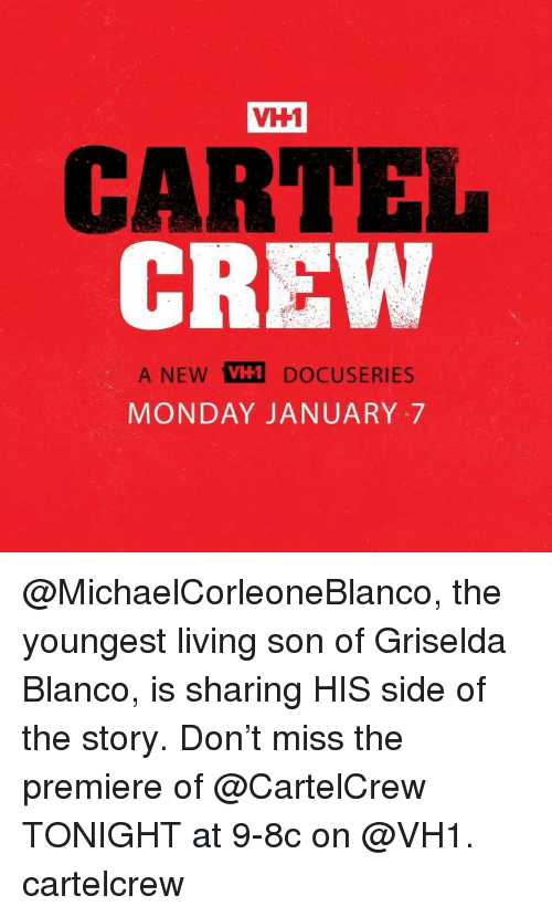 CARTE CREW a NEW VH1 DOCUSERIES MONDAY JANUARY 7 the