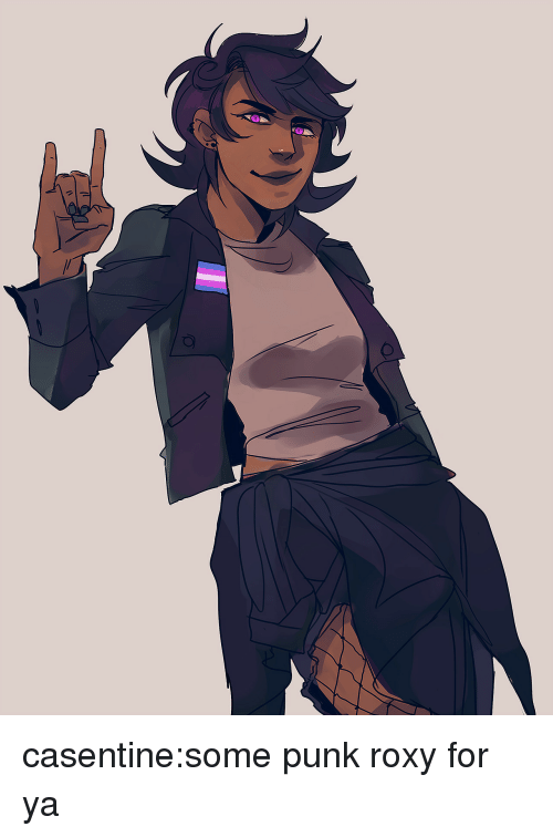 Target, Tumblr, and Blog: casentine:some punk roxy for ya