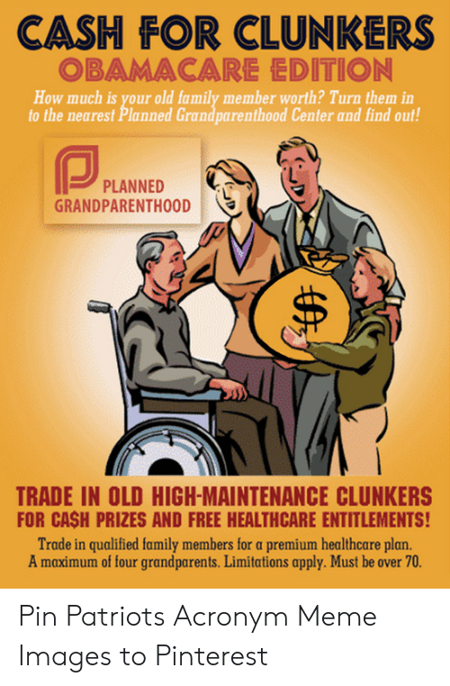 Cash For Clunkers >> Cash For Clunkers Obama Care Edition How Much Is Your Old