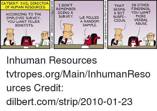 Meme Human Resources: CAT BERT EVIL DIRECTOR 8 I DONT OF HUMAN RESOURCES