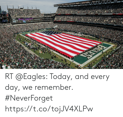 Philadelphia Eagles, Memes, and Today: CATATANCH  KICKOFF RT @Eagles: Today, and every day, we remember.  #NeverForget https://t.co/tojJV4XLPw