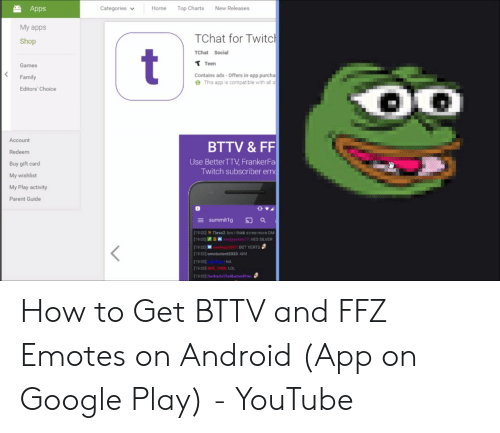 Ammco bus : Bttv for twitch app ios