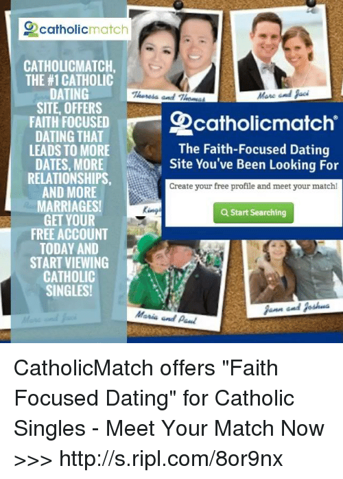 Catholic match girl