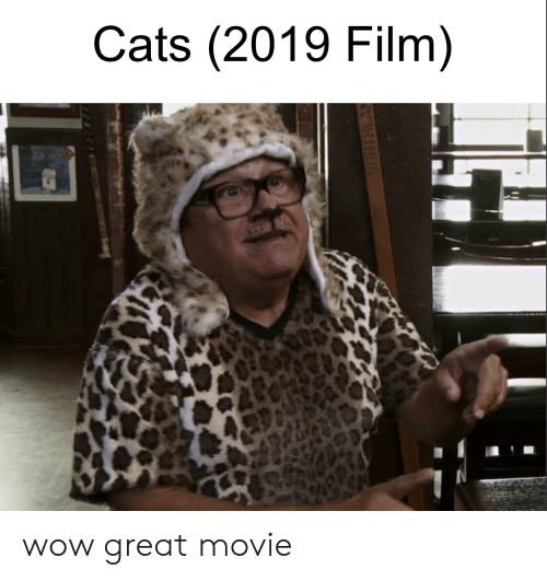 Cats 2019 Film Wow Great Movie