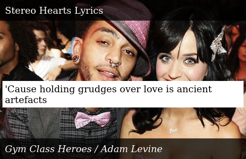 Cause Holding Grudges Over Love Is Ancient Artefacts | Donald Trump