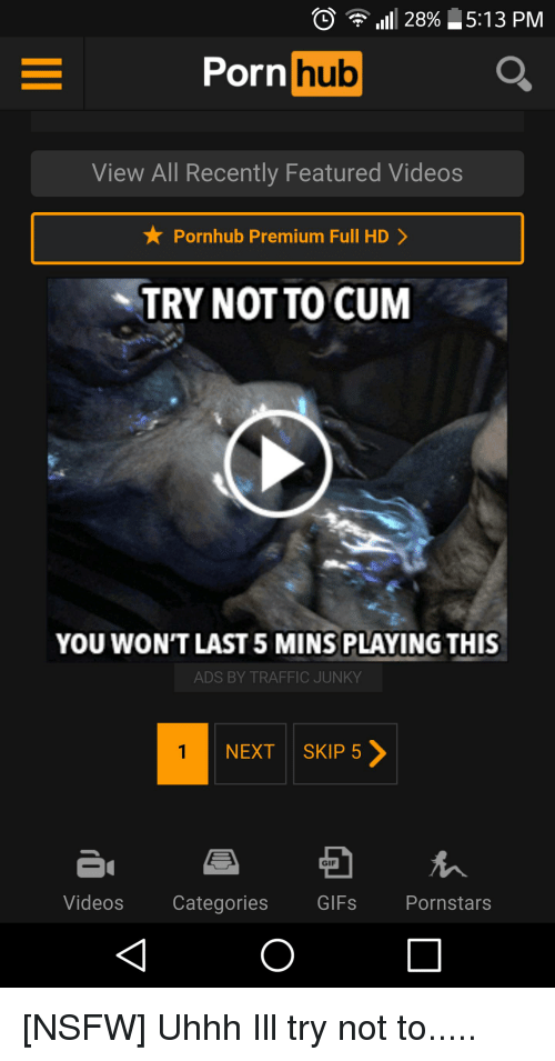 porn hub categories