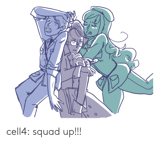 Memes, Squad, and Target: cell4: squad up!!!