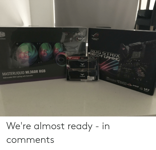Certified Coatie With Msi OYCHROME SYNC AURA REPUBLIC OF GAMERS RGB