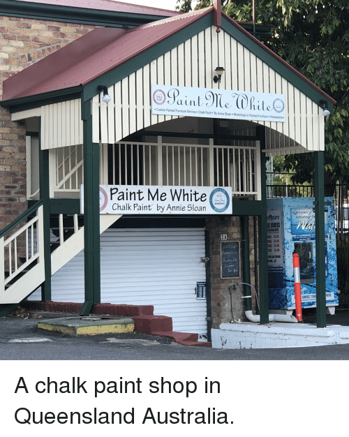 Chal Ustom Painted Furniture Service Chalk Paintw By Annie
