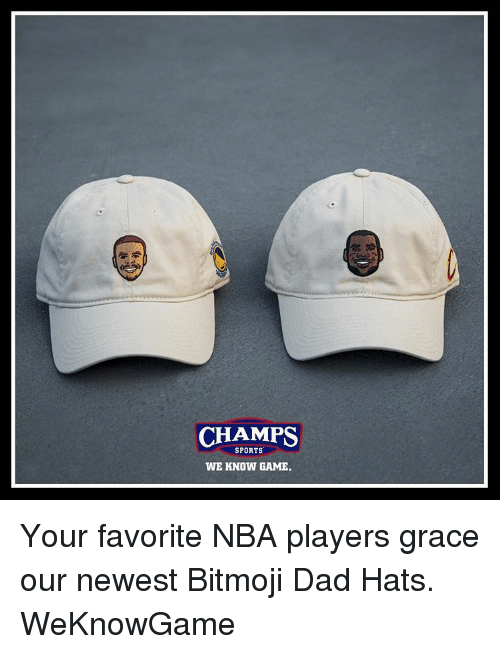 4f70bf45f3f CHAMPS SPORTS  WE KNOW GAME Your Favorite NBA Players Grace Our ...