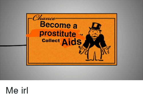 how do you become a prostitute