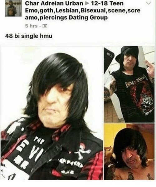 Bisexual emo guys