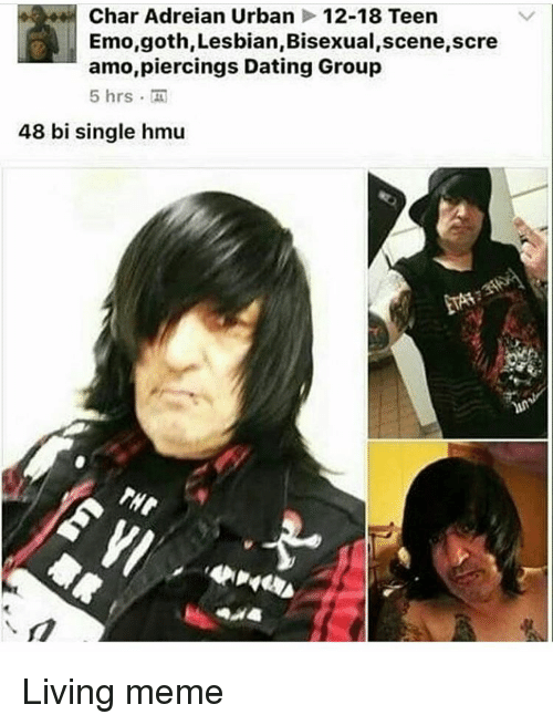 Emo Teen Dating Site