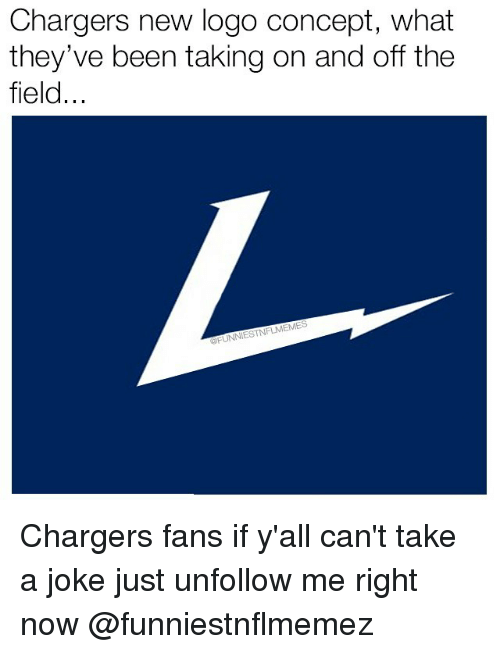 Chargers New Logo Concept What Theyve Been Taking On And Off The