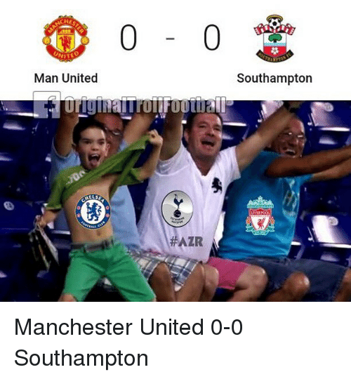 Yesterday Liverpool 4 0 Barcelona Weregonna Win The League: 25+ Best Memes About Manchester United