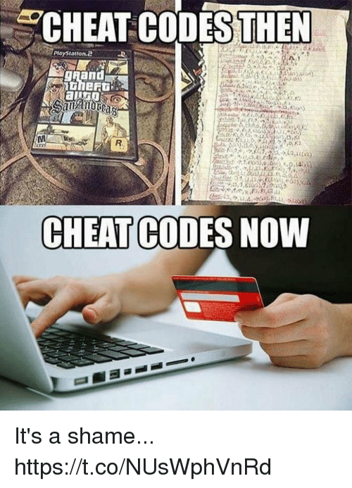 CHEAT CODESTHEN PlayStation2 gRand CHEAT CODES NOMW It's a