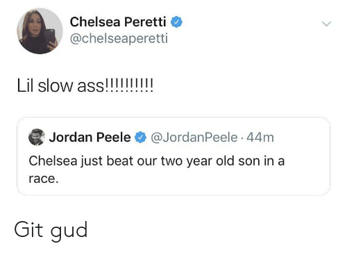 Peretti ass chelsea The Real