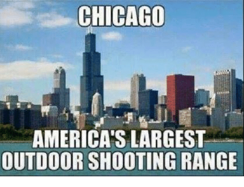 Chicago, Range, and Outdoors: CHICAGO  AMERICA'S LARGEST  OUTDOOR SHOOTING RANGE