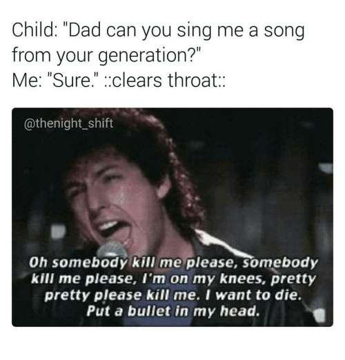 25 Best Memes About Somebody Kill Me
