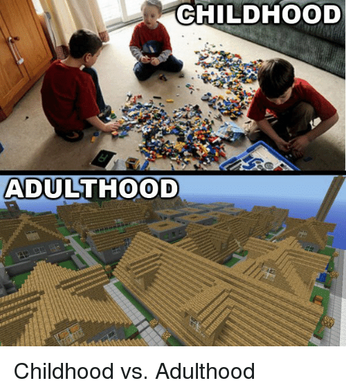 childhood vs adulthood Childhood personality traits predict adult behavior: we remain recognizably the same person, study suggests date: august 5, 2010 source: university of california.
