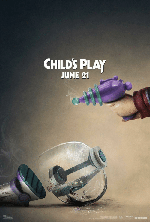 Child's Play, Orion, and Play: CHILD'S PLAY  JUNE 21  ORION RON  U