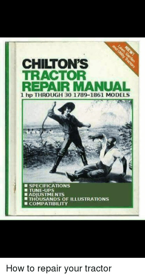 chilton s tractor repair manual 1 hp through 30 1789 1861 models rh me me tractor service repair manuals shenniu tractor repair manual