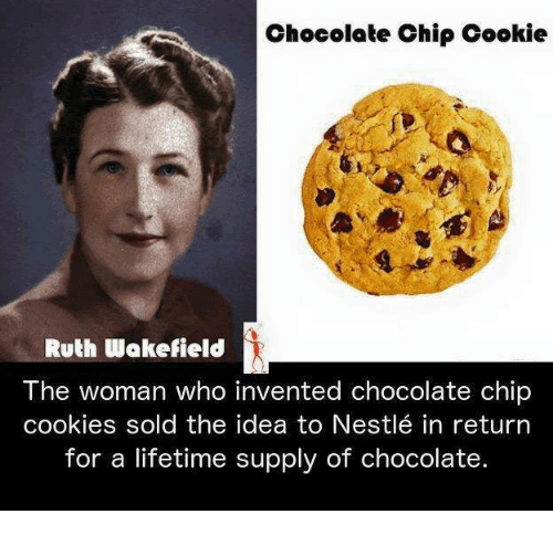 ✅ 25+ Best Memes About Chocolate Chip Cookies | Chocolate Chip ...