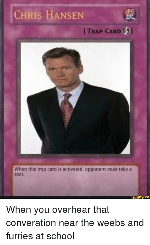 Chris hansen an asshole
