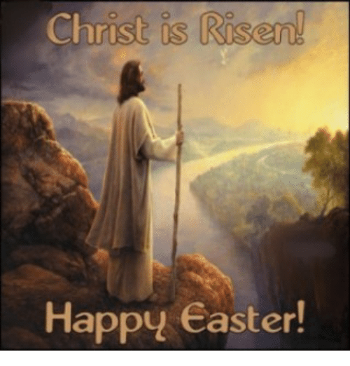 Bilderesultat for happy easter jesus is risen