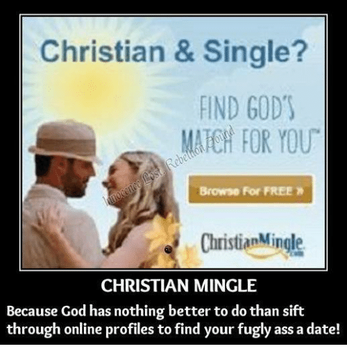 Browse christian singles free