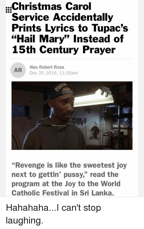 Revenge Is Like The Sweetest Joy Next To Getting Pussy