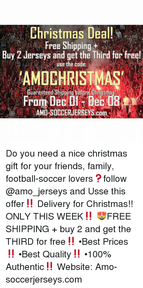 christmas family and football christmas deal free shipping buy 2 jerseys and