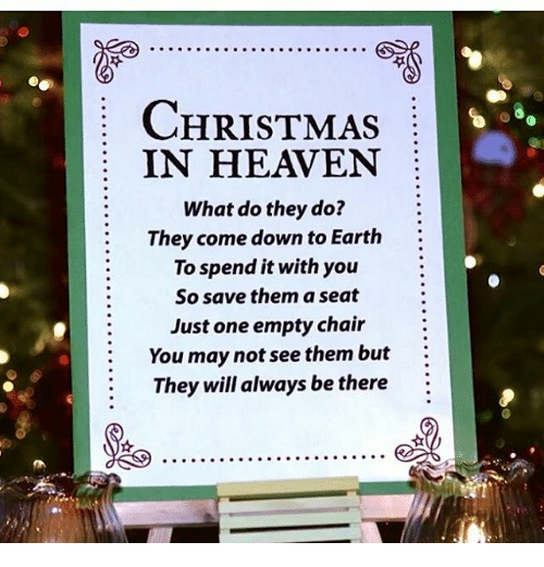heaven memes and earth christmas in heaven what do they do they