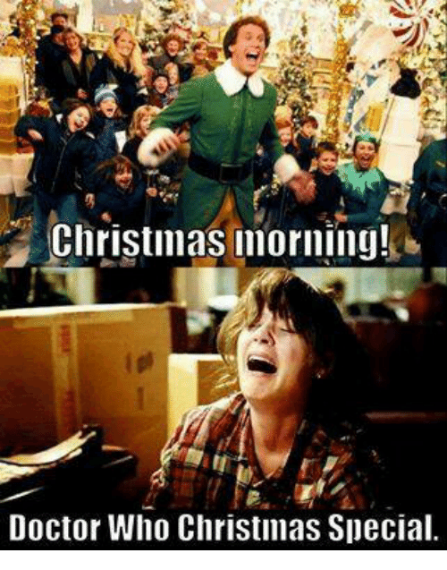 ✅ 25+ Best Memes About Doctor Who Christmas Special | Doctor Who ...
