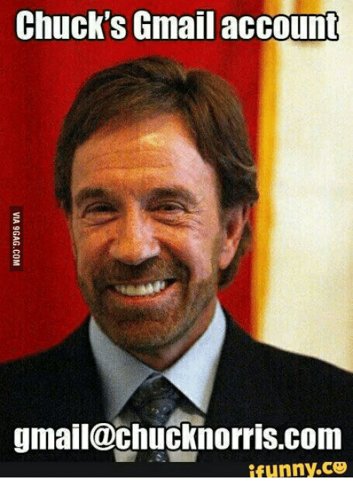 chucks gmail account gmail chucknorris com ifunny co 13929894 ✅ 25 best memes about gmail pro account gmail pro account memes