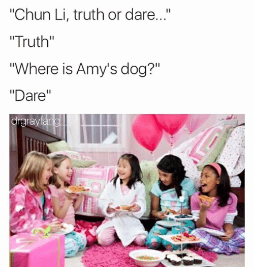 Anal dare truth or dare pics