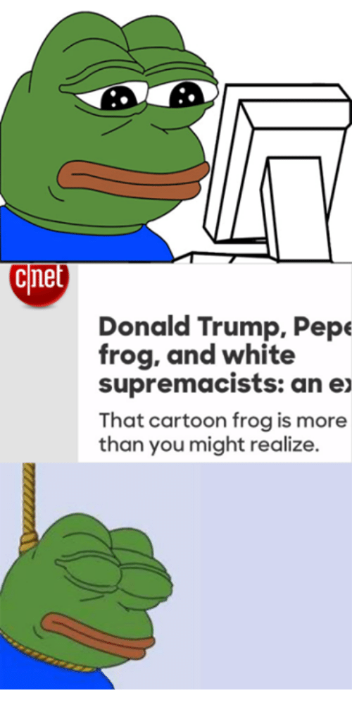 cine donald trump pepe frog and white supremacists an ex 3921038 cine donald trump pepe frog and white supremacists an ex that