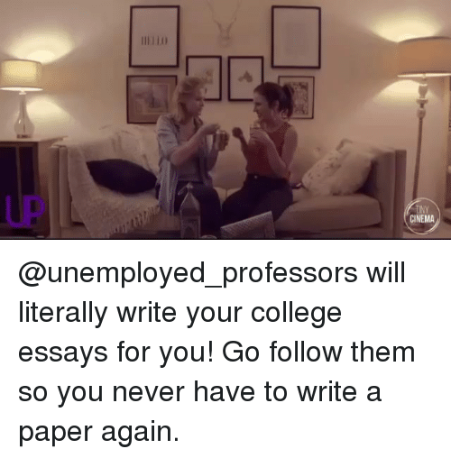 Website that will write a paper for you