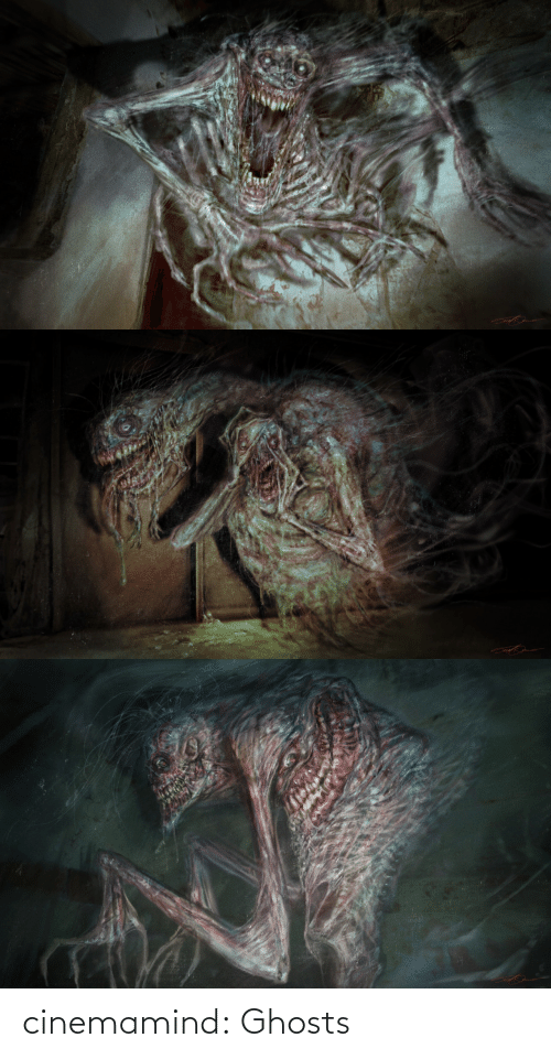 Tumblr, Blog, and Com: cinemamind:  Ghosts