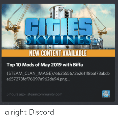 CITIES SKYLINES NEW CONTENT AVAILABLE Top 10 Mods of May 2019 With