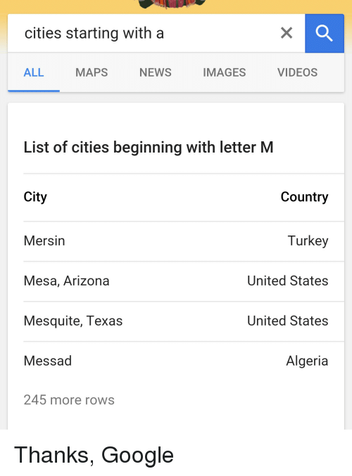 Cities Starting With a ALL NEWS IMAGES VIDEOS MAPS List of Cities