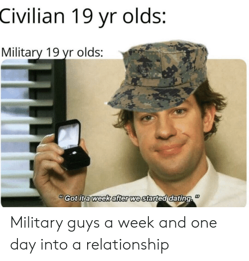 Military dating military