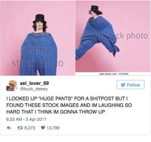 Ck Photo Alam Y Wwwalarmy Com Fstkbw Xel Lover 69 Follow Dewey Ilooked Up Huge Pants For A Shitpost Buti Found These Stock Images And Im Laughing So Hard Thatithinkim Gonna Throw