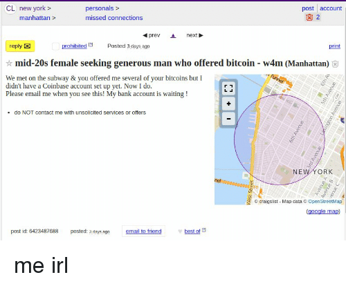 Funniest women seeking men ever posted on craigslist