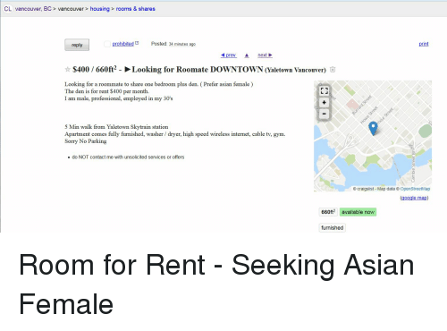 Asian lady craiglist images 11