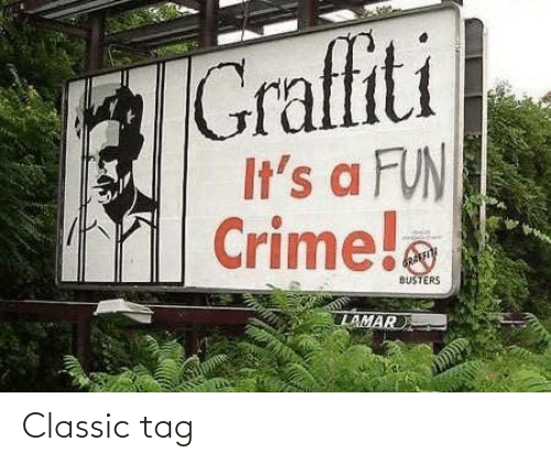 Classic and  Tag: Classic tag