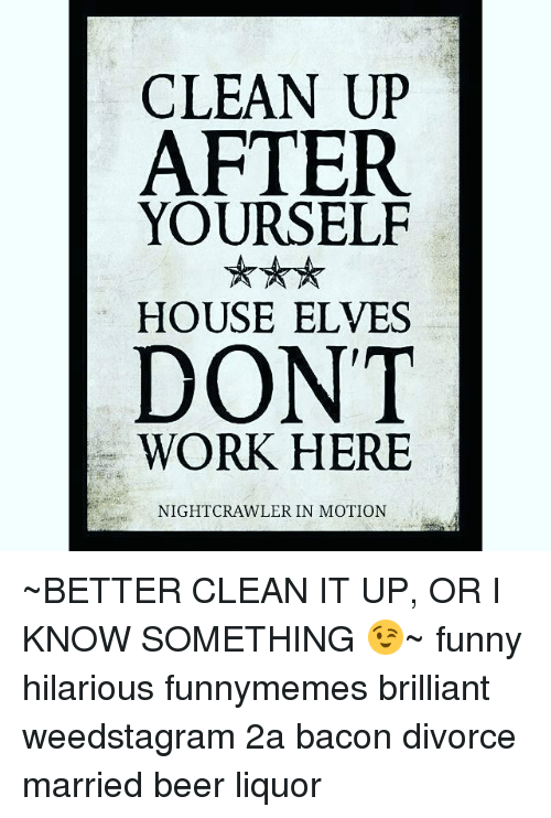 know yourself clean