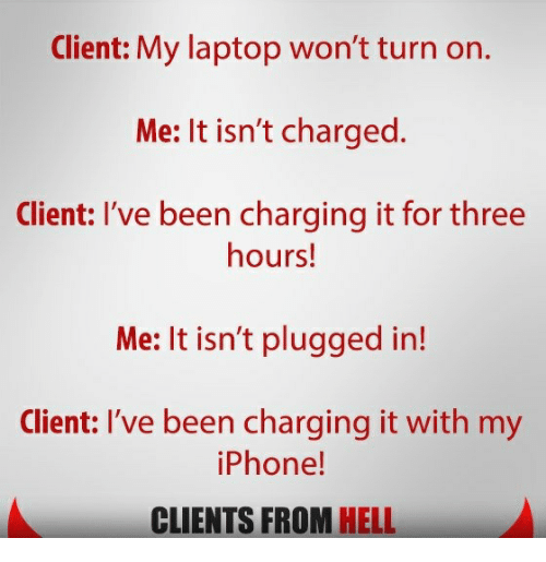 25+ Best Memes About Clients From Hell